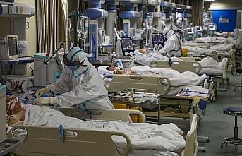 Koronavirüsün bulaştığı kişi sayısı 37 bin...