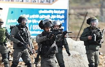 Kudüs'te araçlı saldırıda 12 İsrail askeri yaralandı