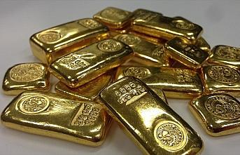 Küresel fonlardaki altın miktarı ocakta rekor seviyeye...