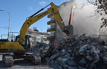 Malatya Valiliği: 6 bin 56 konut ağır hasarlı
