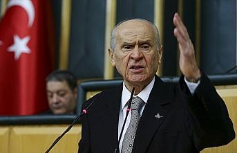 MHP Genel Başkanı Bahçeli: Hepsi aynı alçak ve...