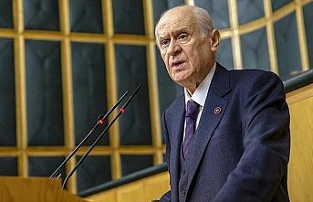 MHP Genel Başkanı Bahçeli: Türk milleti zalimleri...