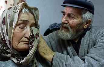 Mustafa dede ile alzaymır hastası eşinin aşkı...
