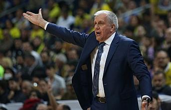Obradovic, Fenerbahçe'yle 500. maçında kupa için...