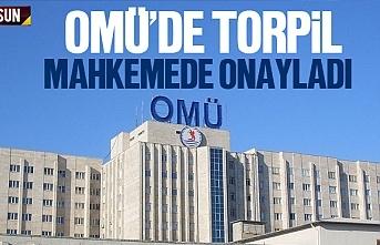 OMÜ'de torpil ile alınan 3 öğretim görevlisine mahkeme engeli