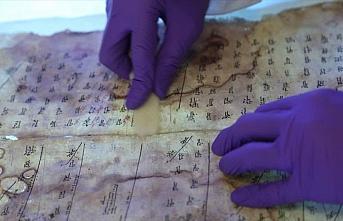 Osmanlı arşivine 1.600'den fazla defter kazandırıldı