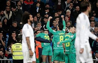 Real Madrid İspanya Kral Kupası'na çeyrek finalde...