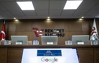 Rekabet Kurulundan Google'a 98,3 milyon lira idari...