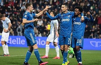 Ronaldo'nun bininci maçında Juventus liderliği...