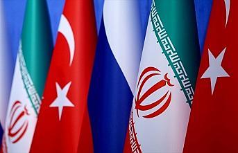 Rusya Suriye konusunda Türkiye ve İran'la 'çoklu...