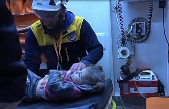 Rusya'nın İdlib Gerginliği Azaltma Bölgesi'ne...