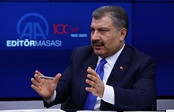 Sağlık Bakanı Koca: Koronavirüs 33 ülkede görüldü,...