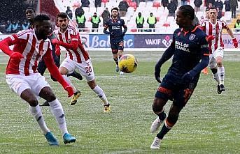 Sivasspor zirveyi kaptırmadı