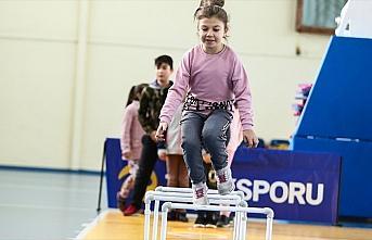 Sportif yetenek taramasıyla 1 milyon 226 bin çocuk...