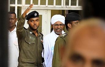 Sudan, Ömer el-Beşir'i Uluslararası Ceza Mahkemesine...