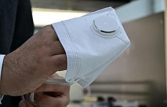 Tasarladıkları cihazla maskeler virüse karşı...