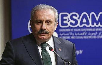 TBMM Başkanı Şentop parlamenter sisteme dönülmesi...