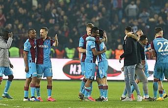 Trabzonspor galibiyet serisini sürdürdü