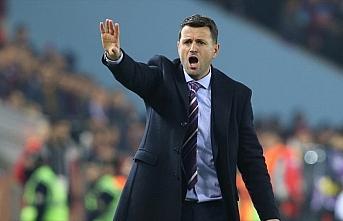 Trabzonspor Teknik Direktörü Çimşir:  Bizim hayalimiz, hak ederek kupaları mavi gökyüzüne kaldırmak