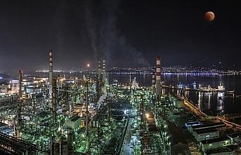 Tüpraş'ın üretimi 2019'da yüzde 9 arttı
