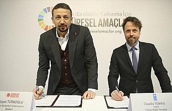 Türkiye Basketbol Federasyonu ile UNDP iş birliği yaptı