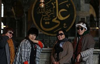 Türkiye en fazla ziyaretçi ağırlayan 6. ülke