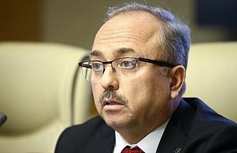 Türkiye Maarif Vakfı Başkanı Akgün, yurt dışı çalışmaları Meclis'te anlattı