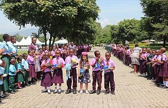 Türkiye Maarif Vakfı Tanzanya'nın Arusha eyaletinde...