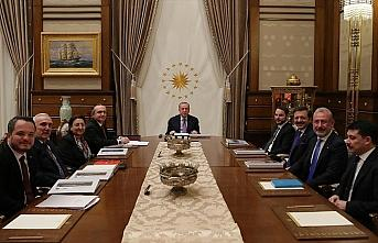 Türkiye Varlık Fonu AŞ Yönetim Kurulu Toplantısı...