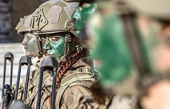 Türkiye'nin ilk kadın komando astsubayları göreve...
