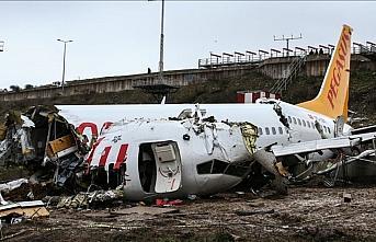 Uçak kazası soruşturmasında yardımcı pilotun...