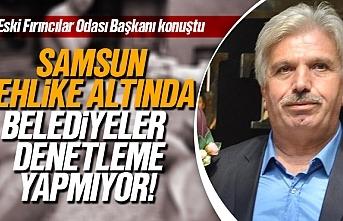 Ali Yiğit, 'Samsun'da ruhsatsız fırınlar...