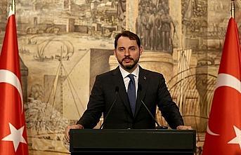 Bakan Albayrak: Kovid-19'un küresel ticaret ve finans sistemi için oluşturduğu mevcut tablodan çıkış yollarını konuştuk