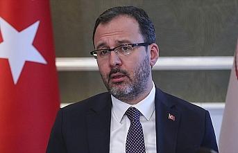 Bakan Kasapoğlu: Liglerin başlama zamanı Bilim...
