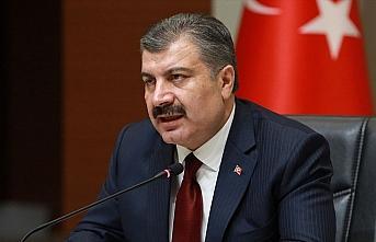Bakan Koca'dan 'Biz Bize Yeteriz Türkiyem' kampanyasına...