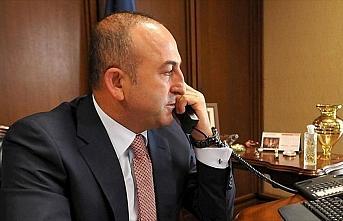 Çavuşoğlu, Sırbistanlı mevkidaşıyla telefonda...