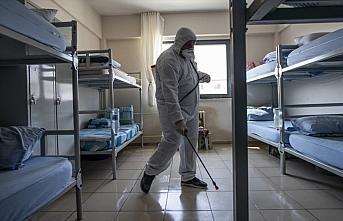 Cezaevlerinde alınan tedbirlerin süresi iki hafta uzatıldı