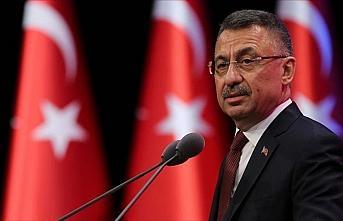 Cumhurbaşkanı Yardımcısı Oktay: KKTC'ye acil...