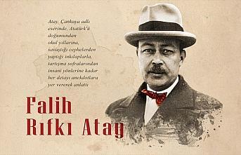 Cumhuriyet döneminin etkin gazetecisi: Falih Rıfkı...