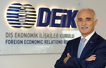 DEİK Başkanı Olpak: Merkez Bankası'nın adımları...