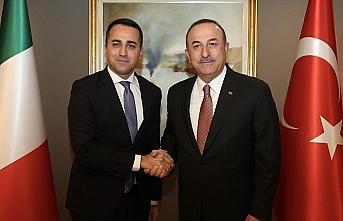 Dışişleri Bakanı Çavuşoğlu'na İtalyan mevkidaşından 'Kovid-19'a karşı dayanışma' teşekkürü