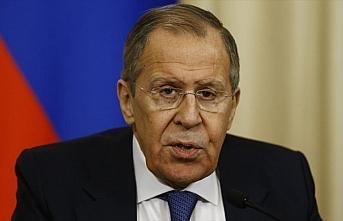 Dışişleri Bakanı Lavrov: Rusya, ABD'den İran'a...