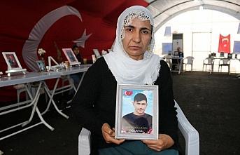 Diyarbakır annesi Küçükdağ: Oğlum burada olmuş...