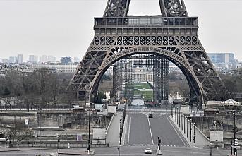Fransa'da yeni tip koronavirüsten ölenlerin sayısı...