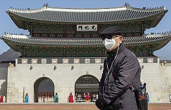 Güney Kore'de son 4 haftadaki en düşük Kovid-19...