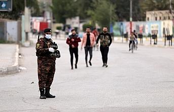 Irak'ta yeni tip koronavirüsten ölenlerin sayısı...