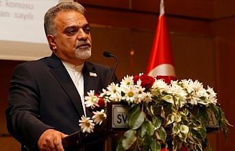 İran Büyükelçisi Ferazmend: Türkiye'nin tıbbi...