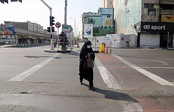 İran'da seyahat ve eyaletlerden çıkış yasağı...