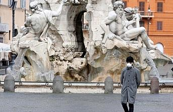 İtalya'da yeni tip koronavirüsten ölenlerin sayısı...