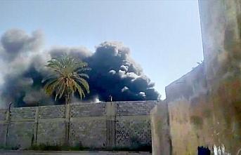 Libya'da Hafter milislerinin saldırısında 2 kişi...